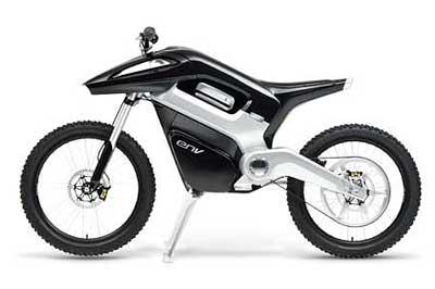 The ENV Motorcycle- Fuel Cells