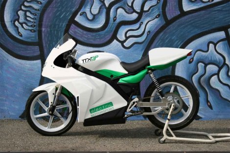 Electric Motorsport GPR-S
