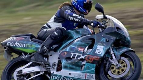 Electric Dreams – first ride impressions of the TTX01 electric superbike via Giz