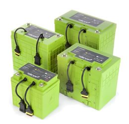Valence- Lithium Iron Magnesium Phosphate (LiFeMgPO4) Battery Modules