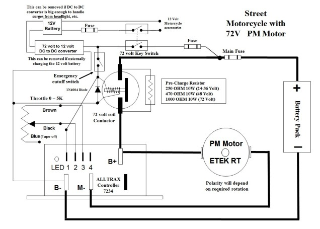 Wiring Diagram The Electric Chronicles Power In Flux