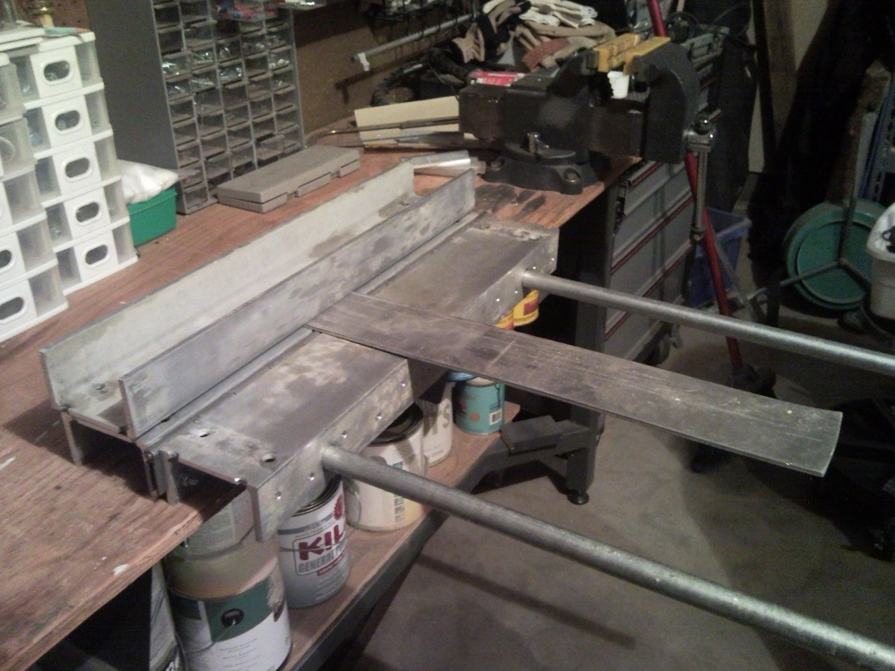 Diy Hand Brake For Bending Not Stopping The Electric