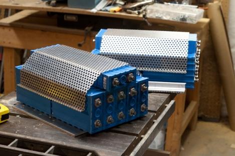 LiFe04 38V packs