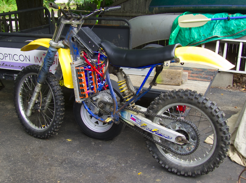 The Dirty Dirt Bike – Suzuki RM125 – Done for Now | The