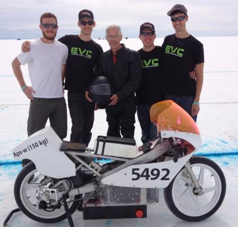 Purdue Bonneville Salt Flats Record150x150