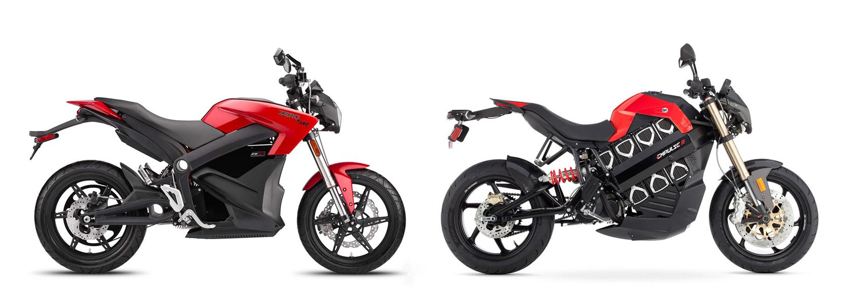 Zero Motorcycles 2014 Zero sr 2014 Zero sr / 2013 Brammo